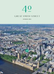 Thumbnail Office for sale in Great Smith Street, London