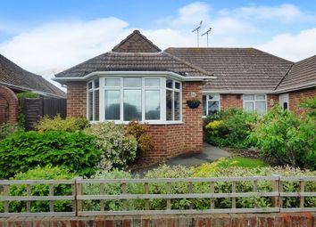 Thumbnail 3 bed semi-detached bungalow for sale in Milton Avenue, Rustington, Littlehampton