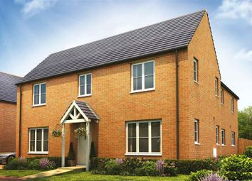 Thumbnail 4 bed detached house for sale in Dunnock Road, Bodicote, Banbury