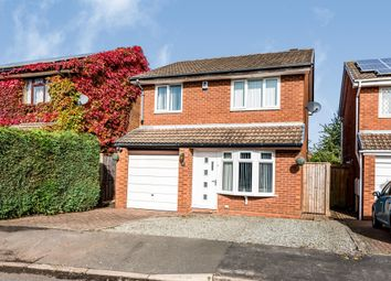 Thumbnail 3 bed detached house for sale in Sycamore Road, Kingsbury, Tamworth