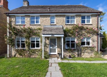 Thumbnail 4 bed detached house for sale in London Road, Poulton, Cirencester, Gloucestershire