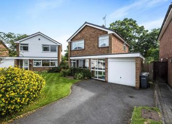 Thumbnail 3 bed detached house for sale in Fowgay Drive, Solihull, West Midlands