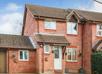 Thumbnail 4 bed end terrace house for sale in Mindelheim Avenue, East Grinstead, West Sussex