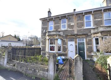 Thumbnail 3 bedroom end terrace house for sale in Second Avenue, Bath, Somerset