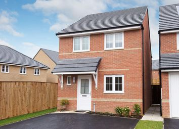 "Thumbnail 3 bed detached house for sale in ""Barwick"" at Squinter Pip Way, Bowbrook, Shrewsbury"