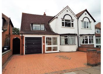 Thumbnail 4 bed semi-detached house for sale in Brandwood Road, Birmingham