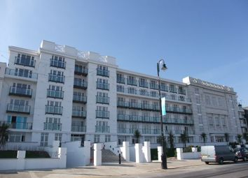 Thumbnail 1 bed flat for sale in Spectrum Apartments, Central Promenade, Douglas