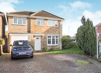 4 bed detached house for sale in Wessex Way, Swindon SN6
