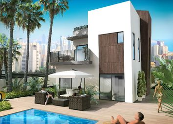 Thumbnail 3 bed villa for sale in Finestrat, Benidorm, Alicante