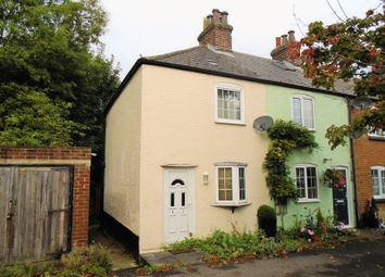 Thumbnail 1 bed end terrace house for sale in West End Cottages, West Street, Fareham