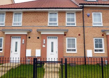 Thumbnail 2 bed terraced house to rent in Richmond Lane, Kingswood, Hull