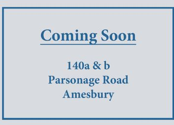 Thumbnail 3 bed semi-detached house for sale in Parsonage Road, Amesbury, Salisbury