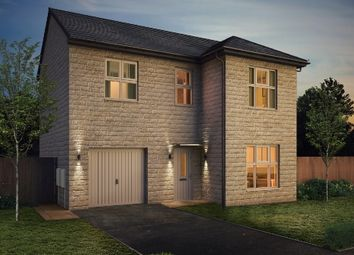 Thumbnail 4 bed detached house for sale in Red Hall Lane, Snow Hill, Wakefield