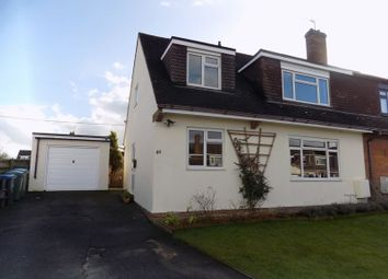 Thumbnail 4 bedroom semi-detached house for sale in Vasterne Close, Purton, Swindon