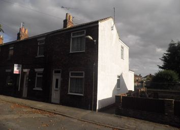 Thumbnail 2 bed end terrace house to rent in Ings Lane, Patrington, East Riding Of Yorkshire