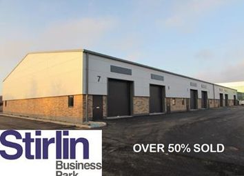 Thumbnail Light industrial for sale in Stirlin Business Park, Sadler Road, Lincoln