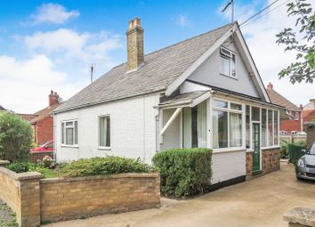 Thumbnail 3 bedroom detached bungalow for sale in Kenwood Road, Heacham, King's Lynn