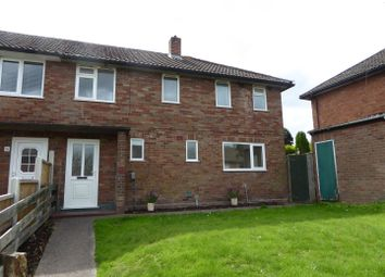 Thumbnail 3 bedroom semi-detached house for sale in Hartshill Avenue, Oakengates, Telford