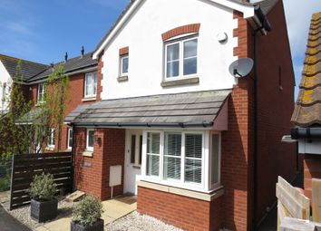 Thumbnail 3 bed end terrace house for sale in Holm View, Watchet