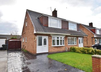 Thumbnail 3 bed semi-detached bungalow for sale in Cassop Grove, Acklam, Middlesbrough