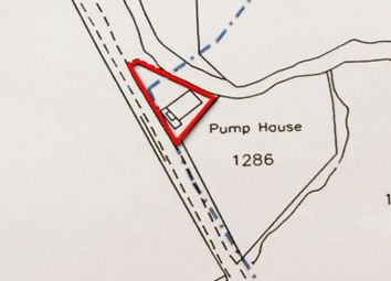 Thumbnail Commercial property for sale in West Lewis Pumping Station, Carloway, Isle Of Lewis HS29Ax