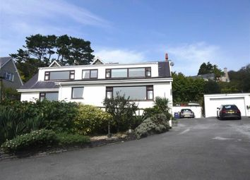 Thumbnail 5 bed detached house for sale in Lon Ednyfed, Criccieth