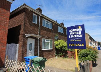Thumbnail 3 bed semi-detached house for sale in Harold Street, Queenborough, Isle Of Sheppey, Kent