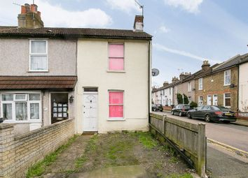 Thumbnail 3 bed end terrace house for sale in Addington Road, Croydon
