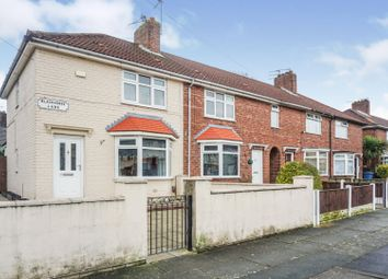 3 bed end terrace house for sale in Blackhorse Lane, Liverpool L13