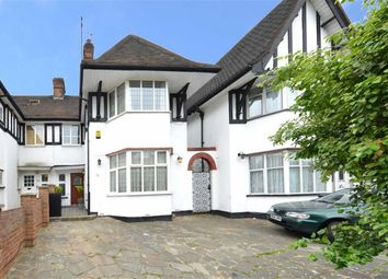 Thumbnail 4 bed semi-detached house to rent in Highfield Avenue, Golders Green
