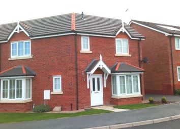 3 bed semi-detached house for sale in Clos St. Ffransis, Prestatyn, Denbighshire, North Wales LL19