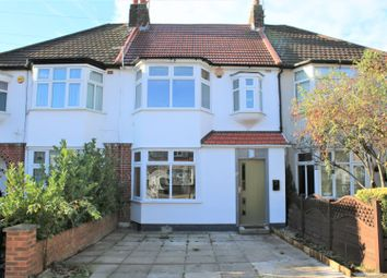 Thumbnail 4 bedroom terraced house for sale in Eastcote Avenue, Greenford