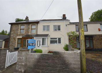 Thumbnail 3 bed terraced house to rent in Swansea Road, Merthyr Tydfil