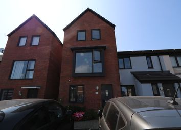 Thumbnail 3 bed town house for sale in Portland Drive, Barry