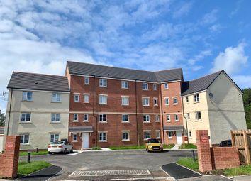 Thumbnail 2 bed flat to rent in Ffordd Cadfan, Bridgend