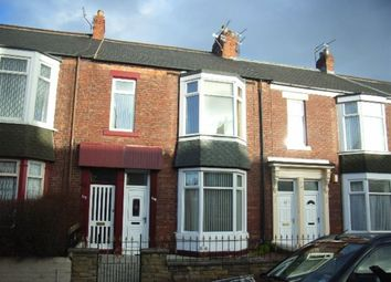 Thumbnail 2 bed flat to rent in Mortimer Road, South Shields