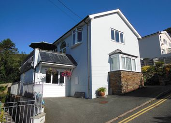 Thumbnail 3 bed detached house for sale in Argoed Road, Aberdovey, Gwynedd