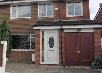 Thumbnail 4 bed semi-detached house for sale in Summerfield Drive, Middleton, Manchester