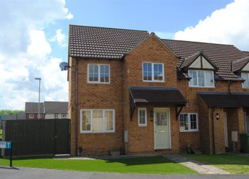 Thumbnail 3 bedroom end terrace house for sale in Gamekeepers Close, Ash Brake, Swindon