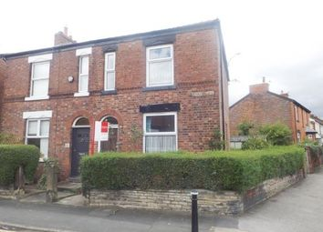 Thumbnail 3 bedroom semi-detached house for sale in Chapel Street, Hazel Grove, Stockport, Cheshire