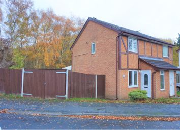 Thumbnail 2 bed semi-detached house for sale in Rainbow Drive, Liverpool