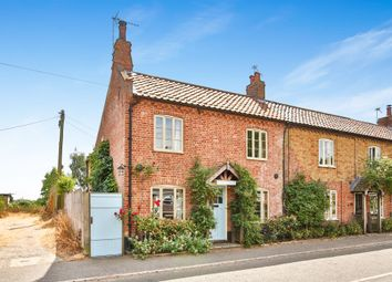 Thumbnail 3 bed end terrace house for sale in The Street, Rockland St. Mary, Norwich