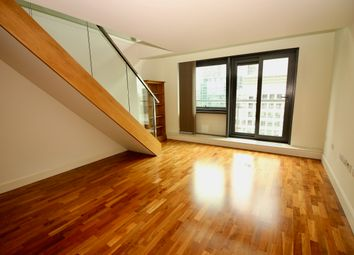 Thumbnail 2 bed flat to rent in Marsh Wall, South Quay, London