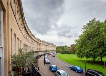 Thumbnail 2 bed flat to rent in Norfolk Crescent, Bath