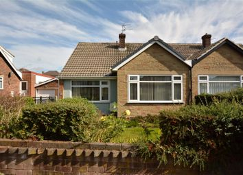 Thumbnail 2 bed semi-detached bungalow for sale in Meadow Park Drive, Stanningley, Pudsey, West Yorkshire