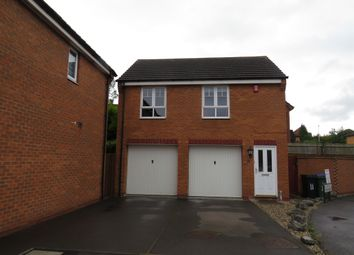 Thumbnail 1 bed property for sale in Crew Drive, Tipton