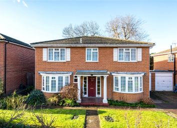 Thumbnail 5 bed detached house for sale in Chartwell Place, Epsom, Surrey