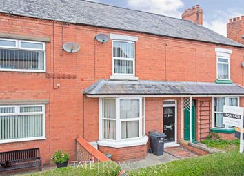 Thumbnail 3 bed terraced house for sale in Fairfield Road, Queensferry, Deeside