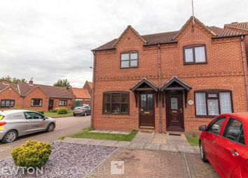 2 bed semi-detached house for sale in The Brambles, Newton-On-Trent, Lincoln LN1