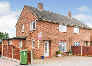 4 bed semi-detached house for sale in Ingleby Crescent, Lincoln LN2